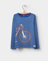 Joules Raymond Glow In The Dark Top 3 12yr in Do The Ride Thing