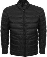 Belstaff Halewood Down Jacket Black