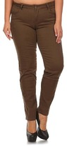 Brown Empereal Premium Jeans - Plus Too