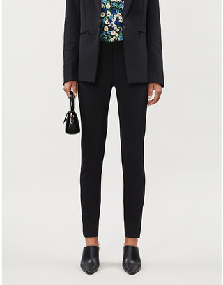 Veronica Beard Scuba crepe trousers