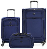 Delsey Embarque 3 Piece Spinner Luggage Set - Bloomingdale's Exclusive