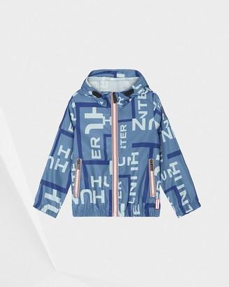 Hunter Original Little Kids Nebula Lightweight Packable Jacket
