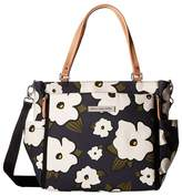 Petunia Pickle Bottom Glazed City Carryall Diaper Bags