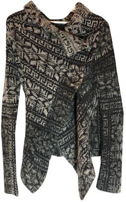 Berenice Khaki Wool Knitwear for Women