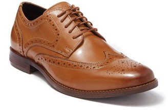 Rockport Leather Wing Tip Derby
