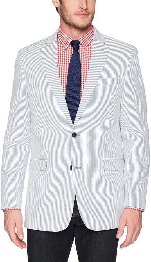 Tommy Hilfiger Mens Jacket Modern Fit Suit Separates with Stretch-Custom Jacket /& Pant Size Selection