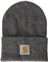 Carhartt Acrylic Watch Hat Fedora, Grey (Dark Grey Heather), One Size