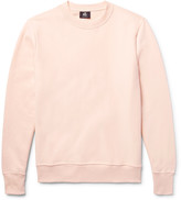 Paul Smith Loopback Cotton-Jersey Sweatshirt