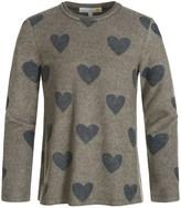 C&C California Heart Swing Shirt - Long Sleeve (For Big Girls)