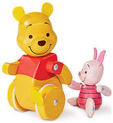 Tomy Winnie the Pooh Waddle and Follow Pooh and Piglet