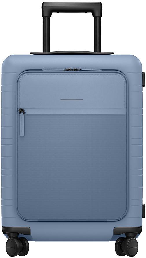 Horizn Studios M5 Smart Hard Shell Cabin Suitcase - Blue Vega