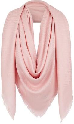 Fendi FF shawl scarf