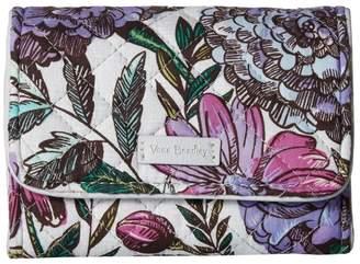 Vera Bradley Lavender Meadow Riley