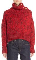 Rag & Bone Wool Blend Turtleneck Sweater