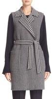Max Mara Women's 'Elettra' Reversible Wool & Cashmere Vest