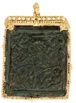 Armenta Sueno Ancient Artifact Pendant