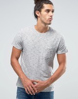 Wrangler Shortsleeve One Pocket Stripe T-shirt
