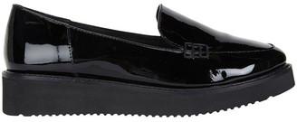 Jane Debster Jane Debster Vista Black Patent Flatform Loafer