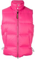 DSQUARED2 classic padded gilet