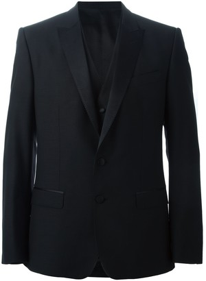 Dolce & Gabbana Three-Piece Dinner Suit