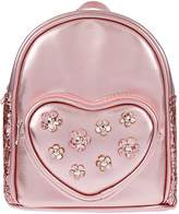 Accessorize 3D FLOWER GLITSY BACKPACK