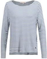 Tom Tailor Long sleeved top greyish mid blue