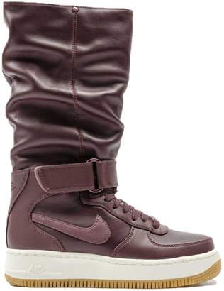 Nike Force 1 Upstep Warrior Deep Burgundy Dark Cayenne (W)
