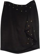 ALICE by Temperley Black Silk Skirt for Women