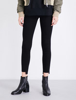 Current/Elliott The Stiletto skinny cropped high-rise jeans