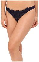 La Perla Windflower Thong Women's Underwear
