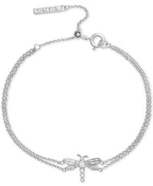 Olivia Burton Dancing Dragonfly Chain Bracelet