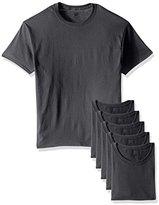 Hanes Men's Ecosmart T-Shirt (Pack of 6)