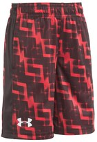 Under Armour Toddler Boy Interval Printed Shorts