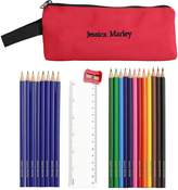 Very Personalised Pencil Case and Pencils