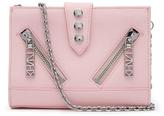 Kenzo Women's Kalifornia Wallet on a Chain Light Pink