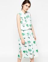 Minimum Freig Maxi Shirt Dress