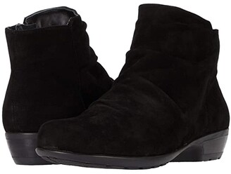 Walking Cradles Esme (Black Suede) Women's Boots