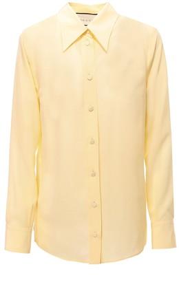 Gucci Interlocking G Embroidered Shirt