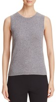 C by Bloomingdale's Sleeveless Cashmere Sweater