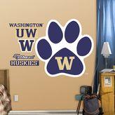 Fathead Washington Huskies Wall Decals