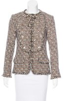Chanel Paris-Dallas Fantasy Tweed Jacket