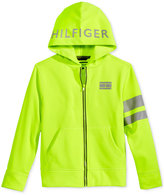 Tommy Hilfiger Graphic-Print Brenner Hoodie, Little Boys (2-7)