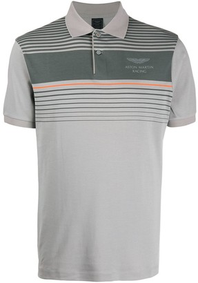 Hackett Aston Martin Racing polo shirt