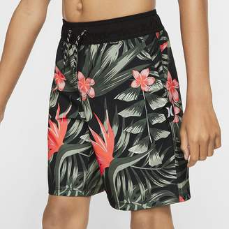 """Nike Boys' 15"""" Board Shorts Hurley Party Wave Volley"""
