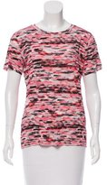 Prabal Gurung Brush Stroke Print T-Shirt w/ Tags