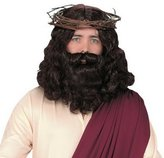 Fun World Costumes Men's Joseph Wig and Beard