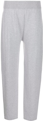 Agnona Knitted Trousers