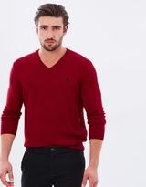 Polo Ralph Lauren Wool V-Neck Sweater