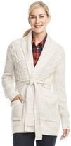 Draper James Cable Cardigan