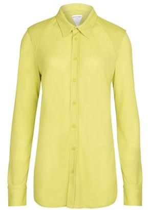 Bottega Veneta Jersey tech shirt